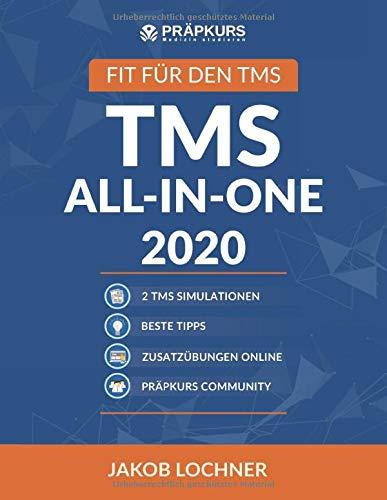 TMS All-In-One 2020: 2 TMS Simulationen + Loesungstrategien + Online Zusatzuebungen