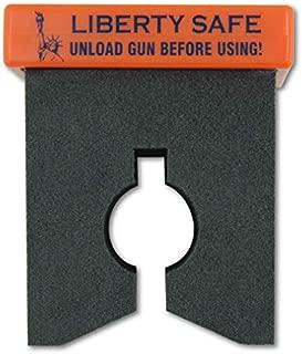 Liberty Safe Magnet Gun Caddy (2 Pack) - Flexible, Anti-Scratch, Magnetic Gun Holder