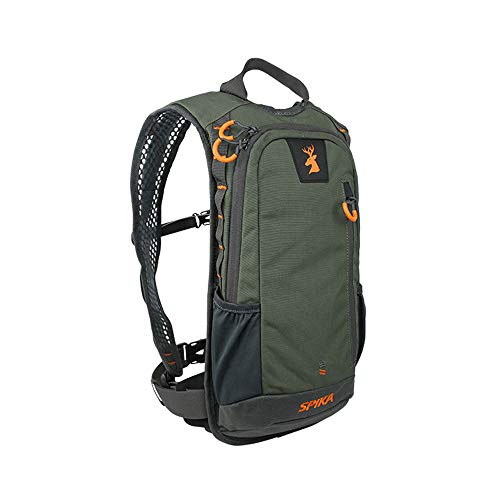 SPIKA Hunting Backpack Tactical Military Bags Waterproof Daypack for 15L Capacity Removable Hip Belt
