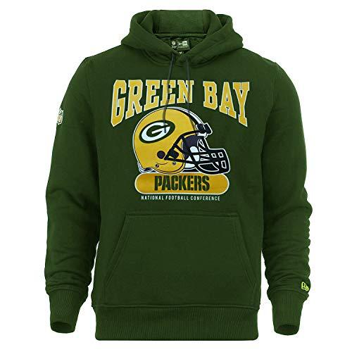 New Era Green Bay Packers Hoody - NFL Archie - Green - XXL