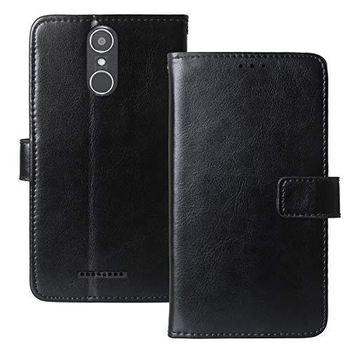 Dingshengk Flip Retro Leder Tasche Hülle Für Gigaset GS160 5
