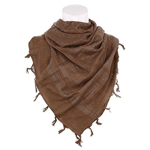 Arafat PLO sjaal zwart