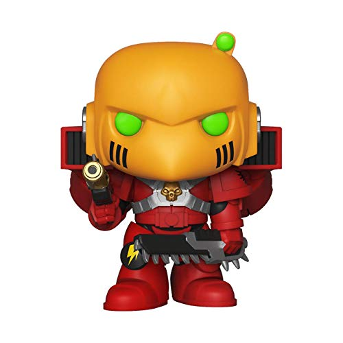 Funko POP! Games: Warhammer 40,000 - Blood Angels Assault Marine #500 Vinyl Figure