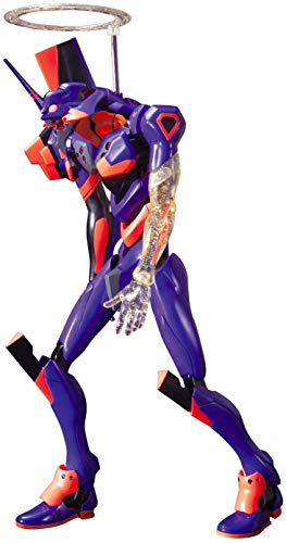 Bandai Hobby HG #03 EVA-01 The Movie Awakening Version Evangelion Model Kit