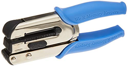 Crop-A-Dile Perforadora Power Punch 1/16 Azul We R Memory Keepers