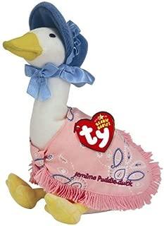 Ty Beatrix Potter Jemima Puddle-duck Beanie - Plüsch Ente 18 cm by TY
