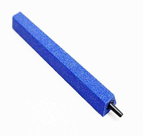 Blauer Luftausströmer Stab Größe 15cm Luftstein Sauerstoffstein Sprudler