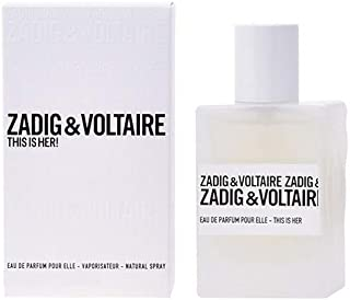 This is Her by Zadig & Voltaire Mini EDP Spray .6 oz Women