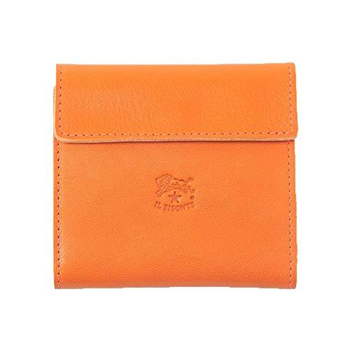 IL BISONTE(イルビゾンテ)『 二つ折り財布(C0455)』