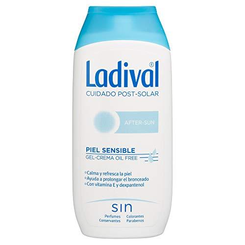 Ladival Aftersun Piel Sensible - Gel Crema Oil Free