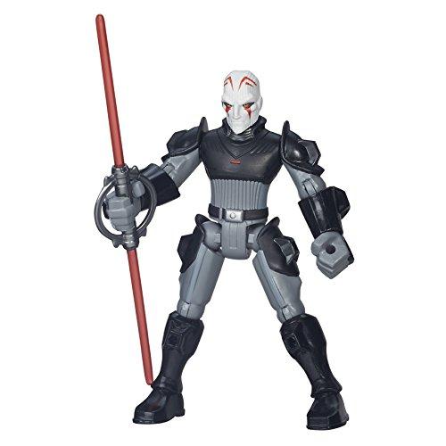 Star Wars Hasbro - B3772 Rebeldes - héroe mashers - El Inquisidor - 15 cm figurita Personalizable