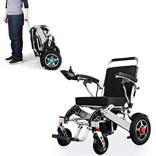 Drive Walkers Lightweight Electric Power Rolstoel scootmobiel, Aviation Travel Safe Gemotoriseerde Elektrische rolstoelen Mobility Aid