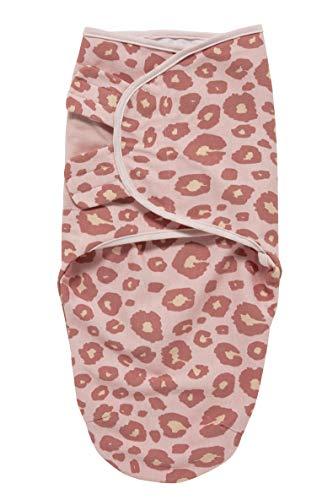 Meyco 331054 Swaddlemeyco inbakerdoek, 4-6 maanden, pink