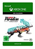BURNOUT PARADISE REMASTERED Standard | Xbox One - Código de descarga
