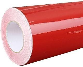Möbelfolie weinrot glänzend 61,5 cm 5,98 € //m Klebefolie für Möbel 3 m