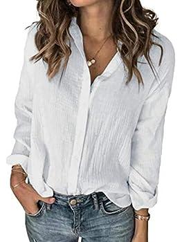Best white muslin shirt Reviews