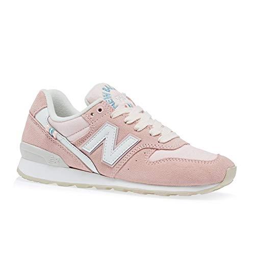 New Balance Wr996 Womens Shoes 35 EU Oyster Pink Sea Salt