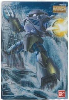 GUNDAM ガンダム ガンプラパッケージアートコレクション チョコウエハース2 [34.MSM-07 ズゴック](単品)