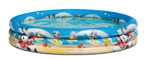 Friedola 12258 - Pool hawaii 175 cm, blau