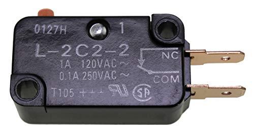 Panasonic E61785180AP Micro interrupteur pour micro-ondes Inverter (voir description du produit)