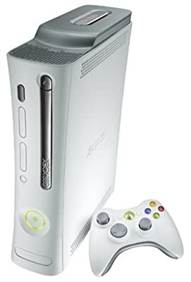 Microsoft Xbox 360 Game System HDMI Console 60GB from Microsoft