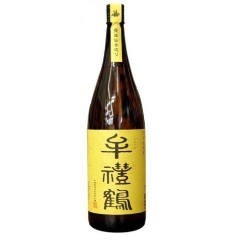 牟禮鶴酒造『牟禮鶴 黄鐘(むれづる おうしき)』
