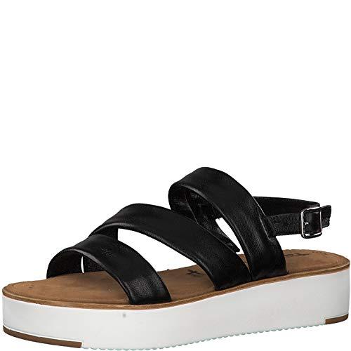 Tamaris 1-1-28207-22 dames sandalen met riempjes