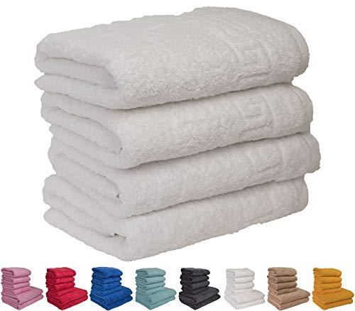 STRATO COTTON Juego Toallas absorbentes algodón 100%