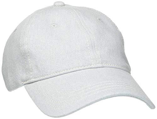 Levi's Herren Recycled Denim Baseball Cap Baseballkappe, Hellblau, Einheitsgröße