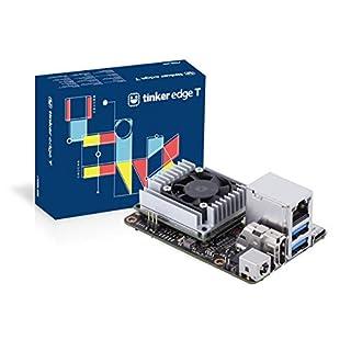 ASUS Tinker Edge T SoC 1.5GHz Quad Core CPU, GC7000 Lite Graphics, 1GB LPDDR4 & 8GB eMMC Mini Motherboard (B083FM7Y4M)   Amazon price tracker / tracking, Amazon price history charts, Amazon price watches, Amazon price drop alerts