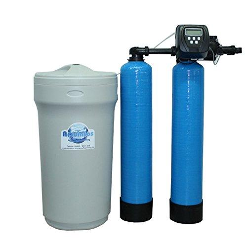 MDT 60 Doppelenthärtungsanlage Pendelanlage Wasserenthärtungsanlage Entkalkungsanlage Weichwasseranlage Wasserenthärter mit separatem Salzsolebehälter