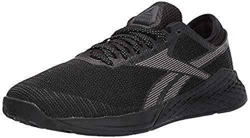 Reebok - Nano 9 - Zapatillas deportivas de entrenamiento cruzado para hombre, Blanco (negro, blanco, turquesa (White/Black/Teal)), 41 EU