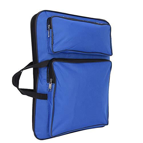 Bolsa de viaje para dibujar, bolsa de herramientas de dibujo, para exámenes y bosquejos, mesas de trabajo para sujetar, caballetes, lápices, etc.