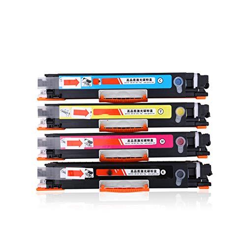 voor HP CE310A tonercartridge, is het eenvoudig om poeder toe te voegen, voor HP 1025 M175NW 275MFP, voor HP 126ACP1025 Color Laser Printer Toner Cartridge