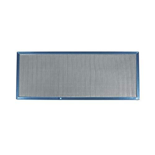 Bauknecht Whirlpool 481948048261 ORIGINAL Fettfilter Metallfilter Rechteckfilter Filter 416x167mm Mikrowelle Mikrowellengerät Dunstabzug auch Indesit C00486860 Ikea Küppersbusch