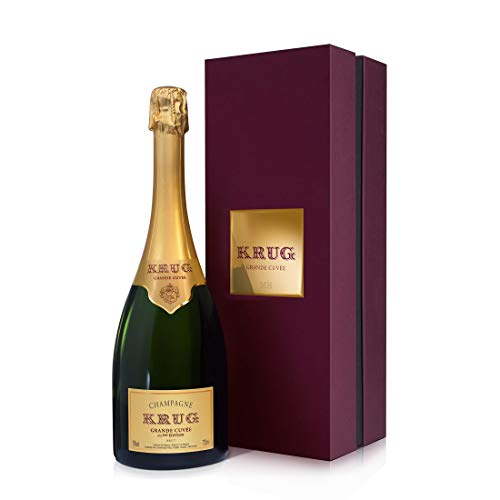 Krug Grand Cuvee - 167eme Edition 12% Vol. (1 x 0,75l)