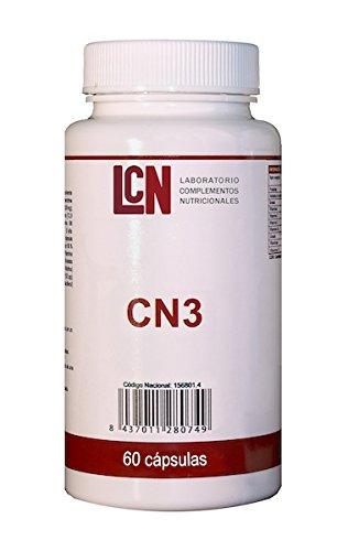 LCN, CN 3, 60 Capsulas - 1 Unidad