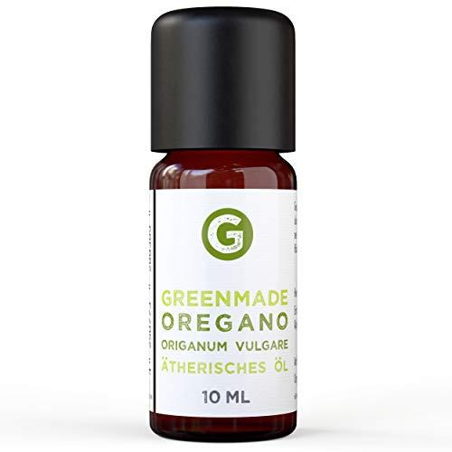 Oregano Öl 10ml - 100% naturreines, ätherisches Öl von greenmade