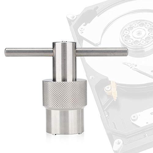 Herramientas de reparación del abridor de HDD, soporte de disco del disco duro HDD Herramienta de extracción Herramienta de clave de desbloqueo del disco duro de acero inoxidable para 2.5 SCSI de dato
