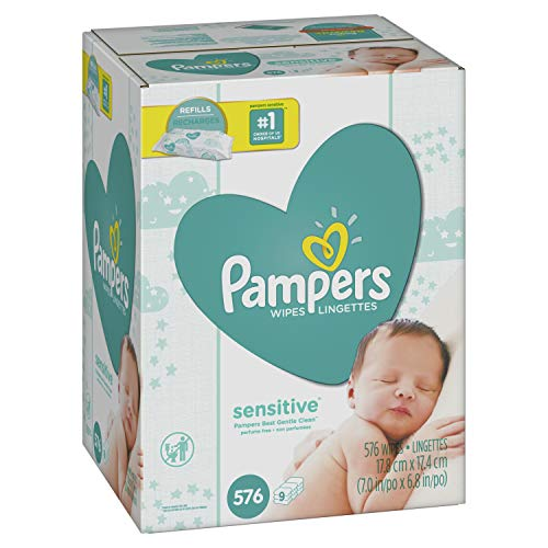Diaper Wipes & Refills