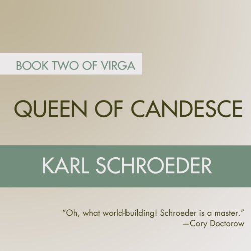 Queen of Candesce audiobook cover art