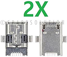 ePartSolution_2X Asus ZenPad 10 Z300C P023 Tablet USB Charger Charging Port Dock Connector USB Port Replacement Part USA Seller