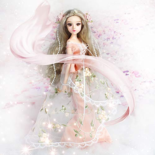 ICY fortune days Mystery Magic Girl BJD Doll 12 inch Twelve Constellation Series Doll (Cancer)