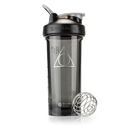 BlenderBottle Harry Potter Shaker Bottle Pro Series Perfect for Protein Shakes and Pre...