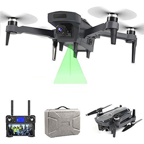 ZHCJH Best Drone, 4K HD GPS Follow Me Drone/WiFi FPV Quadcopter Motor sin escobillas/Cámara ESC Smart Return Drone/Camera Fly 1800 Metros para niños y Principiantes