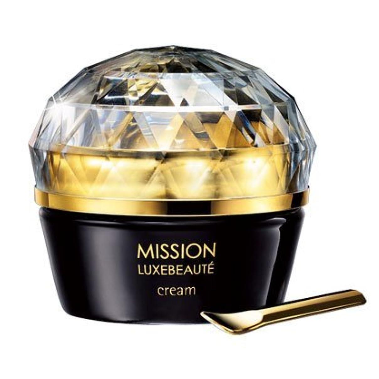 宇宙の平らな分割エイボン ミッション リュクスボーテ クリーム 50g