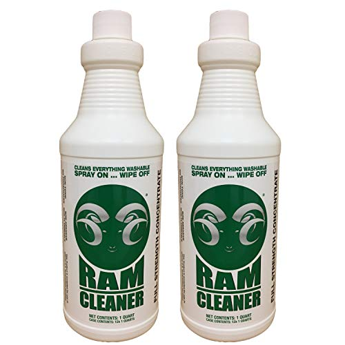 RAM All Purpose Cleaner & Degreaser Concentrate 2 Quart Bundle