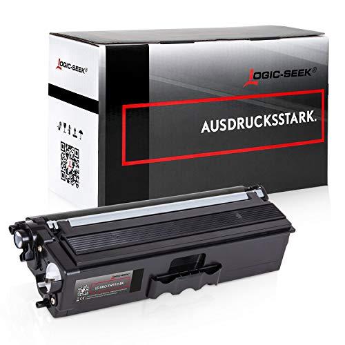 Logic-Seek Toner kompatibel für Brother TN-910BK HL-L CDW 9310 CDWT CDWTT Series MFC-L 9570 Schwarz