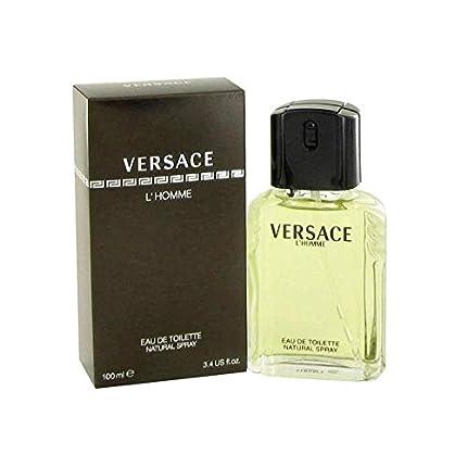 Versace Versace L'Homme Eau de Toilette Vaporizador 100 ml