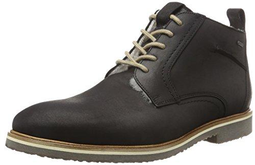 LLOYD Herren VISBY Gore-Tex Desert Boots, Schwarz (SCHWARZ 0), 43 EU